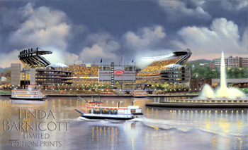 Gallery In The Burgh Custom Framing Local Pittsburgh Art And Pittsburgh Photographs
